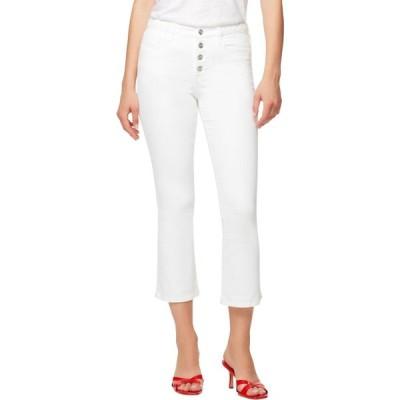 サンクチュアリ Sanctuary レディース ジーンズ・デニム ボトムス・パンツ Connector Kick Cropped Jeans ホワイト
