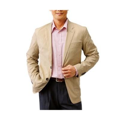ジャケット 「春夏 気軽に着られる軽量ストレッチジャケット(全2色) ジャケット メンズ 紳士服 シニア アウター サマージャケット」 p21338