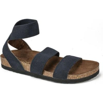 ホワイトマウンテン White Mountain レディース サンダル・ミュール シューズ・靴 Harlequin Sandals Black
