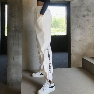 パンツ ボトムス スウェット ジャージ 運動着 スポーツ 原宿風 ズボン ダンスウェア 衣装 大きいサイズ お揃い 安い プチプラ