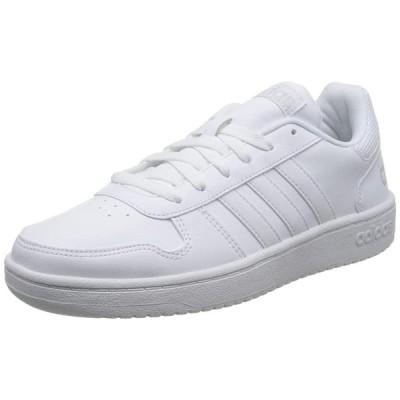 adidas ADIHOOPS 2.0 品番:DB1085 カラー:ランニングホワイト/ランニングホワイ サイズ:22.5