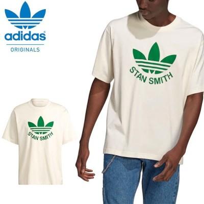 30%off アディダス オリジナルス 半袖 Tシャツ adidas ORIGINALS メンズ TREFOIL STAN SMITH TEE スタンスミス 2021春新作 BG133