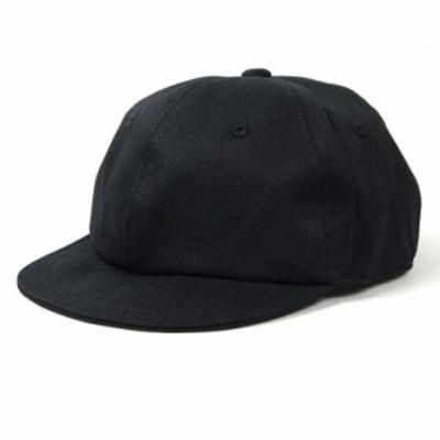 BIGWATCH正規品 大きいサイズ 帽子 メンズ コットンブリッジキャッ 黒/ブラック/ビッグサイズ/ビッグワッチ/無地 コットン キャップ シン