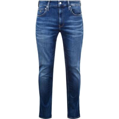 カルバンクライン Calvin Klein Jeans メンズ ジーンズ・デニム スキニー・スリム ボトムス・パンツ Slim Jeans Mid Blue DA