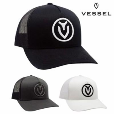 VESSEL ベゼル メッシュ キャップ レトロトラッカー VH1903【新品】20SS ロゴ 帽子