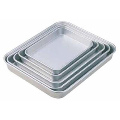 調理用バット アルマイト 標準バット8号 6-0134-0608 7-0134-0808