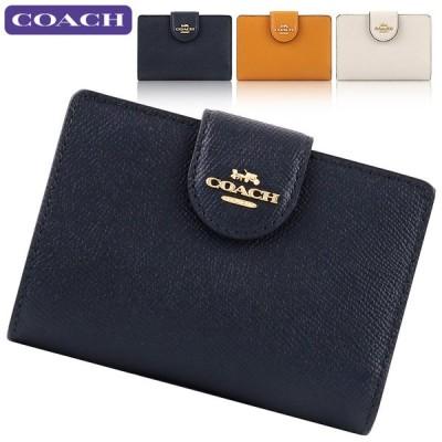 コーチ COACH 財布 二つ折り財布 6390 ミニ財布 アウトレット レディース 新作