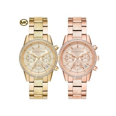 マイケルコース Michael Kors 腕時計 おしゃれ 限定 レア Women's Ritz Chronograph