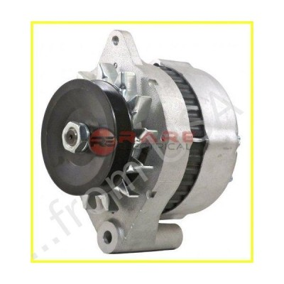 Rareelectrical NEW ALTERNATOR COMPATIBLE WITH DITCH WITCH CSG-649 FORD ENGINE 8AL2046F 8AL2046FA 110-529 110529