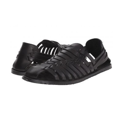 Massimo Matteo マッシオマッテオ メンズ 男性用 シューズ 靴 サンダル Huarache - Black