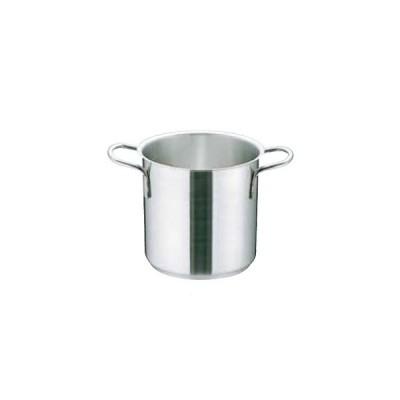 Murano/ムラノ インダクション18-8寸胴鍋(蓋無)17.0リットル(AZV-77)