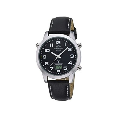Master Time Radio Controlled Specialist Series Men's Watch MTGA-10457-22L Lighting Function 並行輸入品
