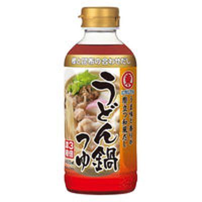 ヒガシマル醤油ヒガシマル醤油 うどん鍋つゆ 400ml 1個