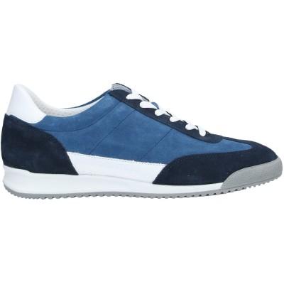 DOCKSTEPS スニーカー&テニスシューズ(ローカット) ブルー 40 革 スニーカー&テニスシューズ(ローカット)