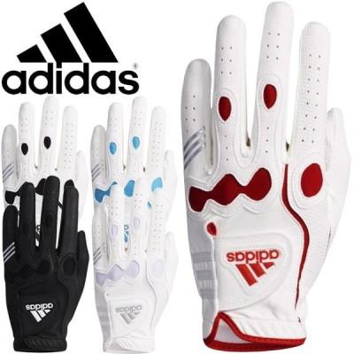 【メール便対応】アディダス ゴルフ メンズ マルチフィット 8 グローブ XA247 手袋 2019年春夏
