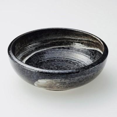 陶雅 白刷8.0鉢