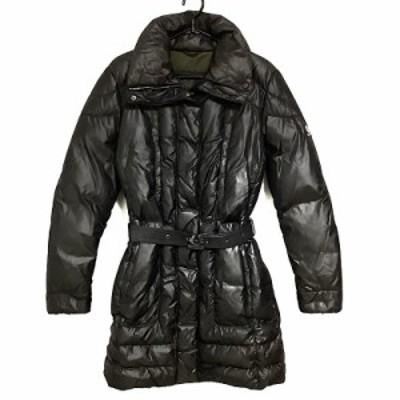 ベルスタッフ BELSTAFF サイズ42 L レディース - 黒 長袖/冬【中古】20210407