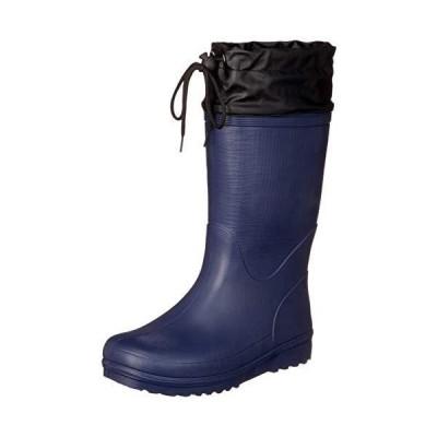 [福山ゴム] 超軽量ブーツ カルサーワン M-1 メンズ ネイビー 24.5 cm 3E