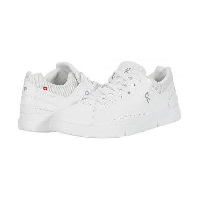 On オン レディース 女性用 シューズ 靴 スニーカー 運動靴 The Roger Advantage - All White