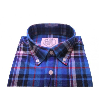 【SERENDIPTY】ネルシャツ ボタンダウン カジュアル シャツ M・L・2L・3L 長袖