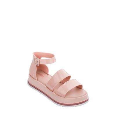メリッサ サンダル シューズ レディース Model Platform Sandal Pink