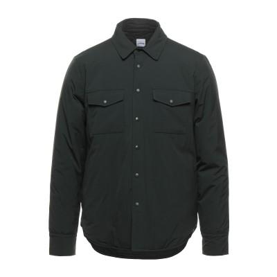 アスペジ ASPESI シャツ ダークグリーン L ナイロン 100% シャツ