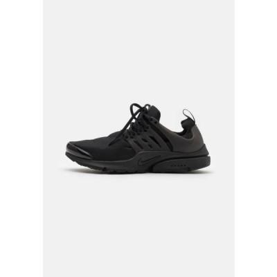ナイキ メンズ 靴 シューズ AIR PRESTO - Trainers - black