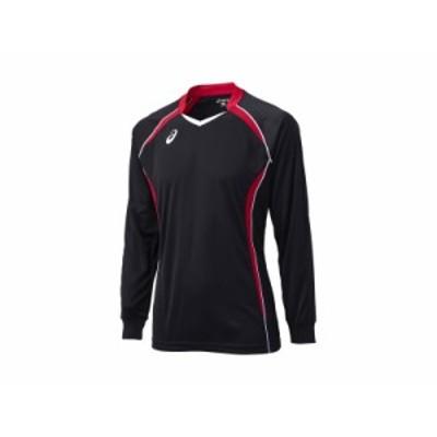 asics(アシックス) バレーボール ウェア ゲームシャツLS メンズ・レディース XW1320