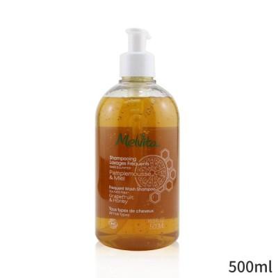 メルヴィータ シャンプー Melvita Frequent Wash Shampoo (All Hair Types) 500ml