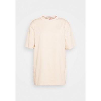ノースフェイス Tシャツ レディース トップス ZUMU TEE - Basic T-shirt - pink tint