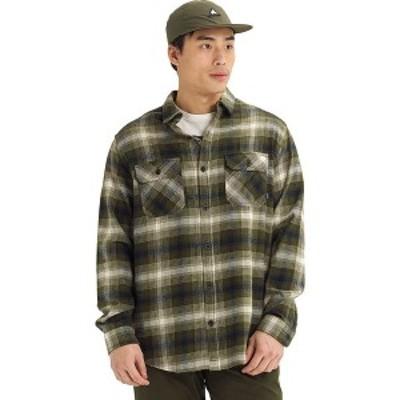 バートン メンズ シャツ トップス Brighton Slim Flannel Shirt Keef Bad Hombre Plaid