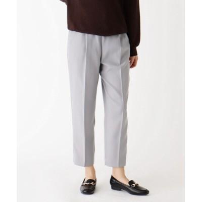 SOUP / 【大きいサイズあり・15号】ツイルセミワイドドロストパンツ WOMEN パンツ > パンツ