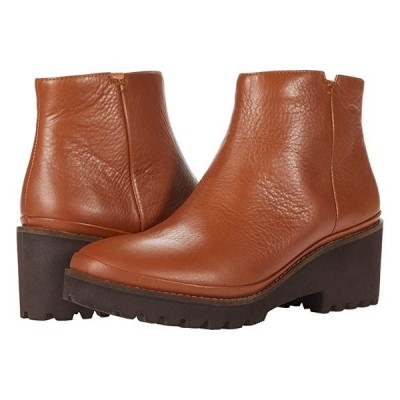 Gentle Souls by Kenneth Cole Mona Bootie レディース ブーツ Cognac Leather