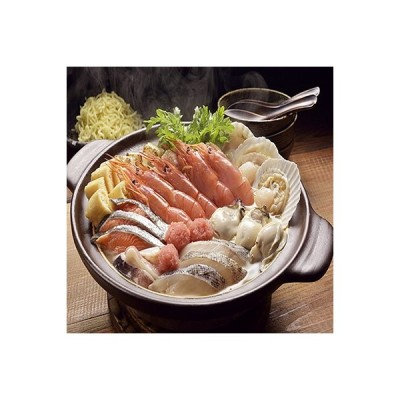 ふるさと納税 釧路市 海鮮ごま寄せ鍋セット[Ta503-B194]
