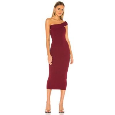 アリクス ALIX NYC レディース ワンピース ワンピース・ドレス Hanson Dress Garnet