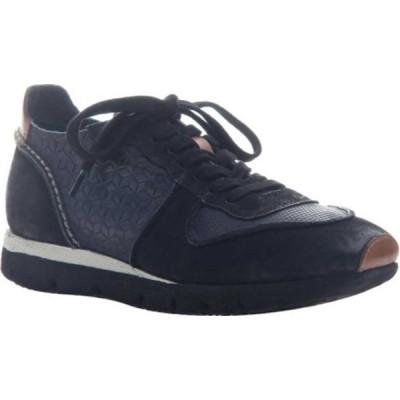 オーティービーティー スニーカー シューズ レディース Snowbird Sneaker (Women's) Black Leather
