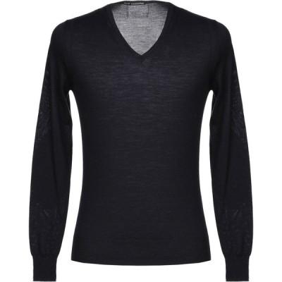 ラフムーア RAF MOORE メンズ ニット・セーター トップス sweater Dark blue