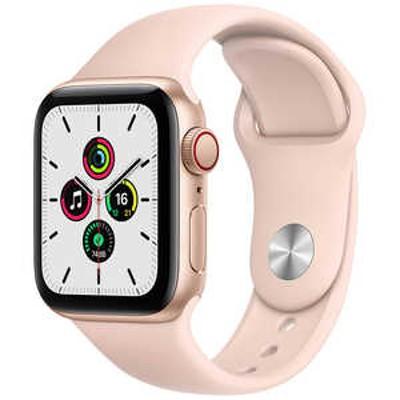 アップル Apple Watch SE(GPS + Cellularモデル) MYEH2JA