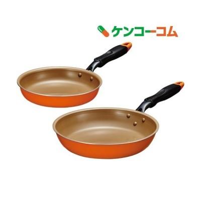 エバークック フライパンセット 2点セット ガス火専用 ( 1セット )/ エバークック(evercook)