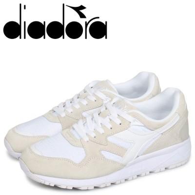 Diadora ディアドラ ニュートラ 9002 スニーカー メンズ N9002 ホワイト 白 173073-1880