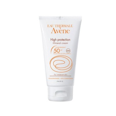 Avene Sunscreen Mineral Cream 50+ 50ml 並行輸入品