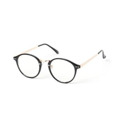 repipi armario / セルメタルブリッジメガネ WOMEN ファッション雑貨 > メガネ