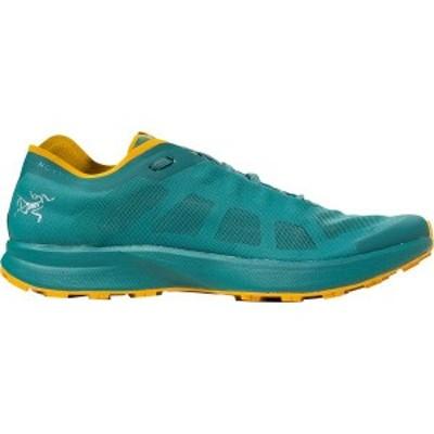 アークテリクス メンズ スニーカー シューズ Norvan SL Running Shoe Paradigm/Nucleus