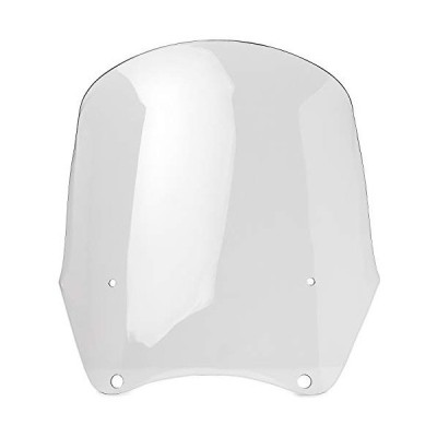 Replacement Clear Windscreen for Tall Fairing Windshield Club Style Ki