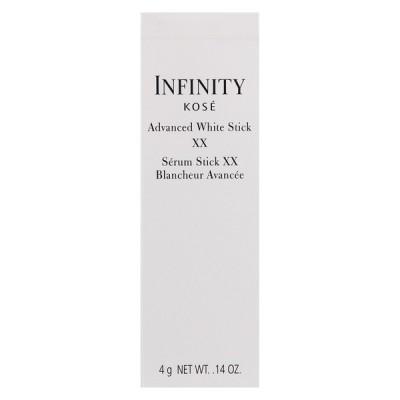 コーセー インフィニティ アドバンスト ホワイト スティック XX スティック状美白美容液 4g