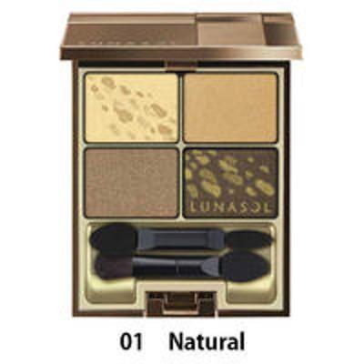 カネボウ化粧品LUNASOL(ルナソル) シャインフォールアイズ 01(Natural)