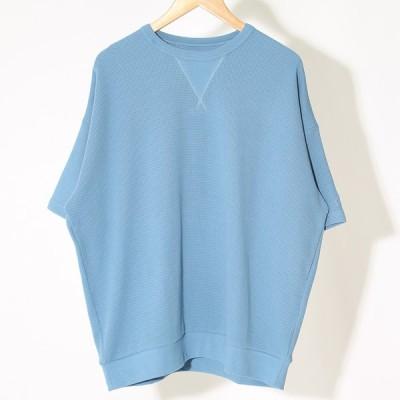 ジョンブル Johnbull サーマルビッグTシャツ 25629