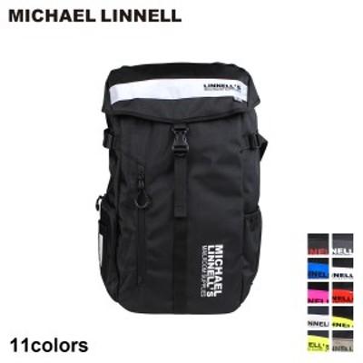 マイケルリンネル MICHAEL LINNELL リュック バッグ 30L メンズ レディース バックパック ML-008