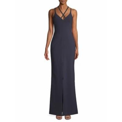 ライクリー レディース ワンピース Leslie Cross-Strap Gown