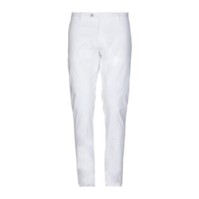 ベルウィッチ BERWICH パンツ ホワイト 56 コットン 98% / ポリウレタン 2% パンツ